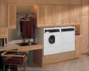 Accessible Laundry Room