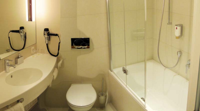 Non Ada Bathroom the disabled hotel guest in a non-accessible room | disability