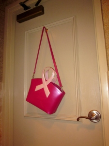 Handicapped Toilet Room Purse Hook