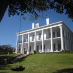 Dunlieth Plantation Bed & Breakfast in Natchez, Mississippi. Photo by Susan P. Berry