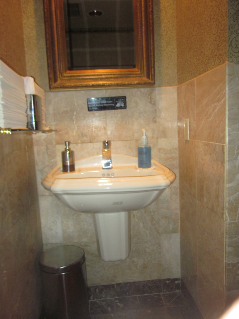 Bathroom Sitting Vanity