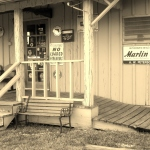Disabled customers appreciate a ramp and friendly service at an old county store..