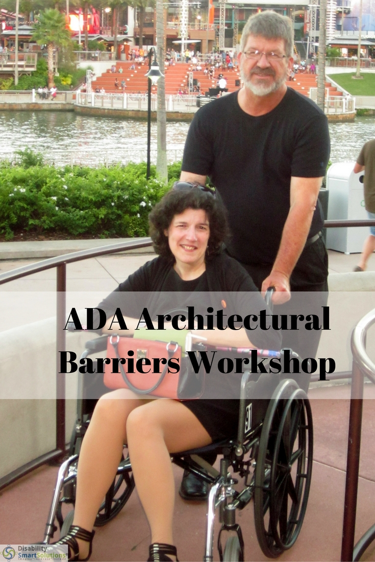 Learn what is and is not required in the ADA for business. Wheelchair rental at theme parks are a customer convenience and NOT an ADA requirement. Consumers are responsible for providing their own mobility devices. Many consumers rent an electric scooter for theme park use.