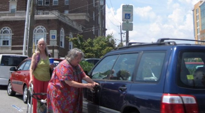 Is Parallel Parking Accessible? Accessible New Urbanism